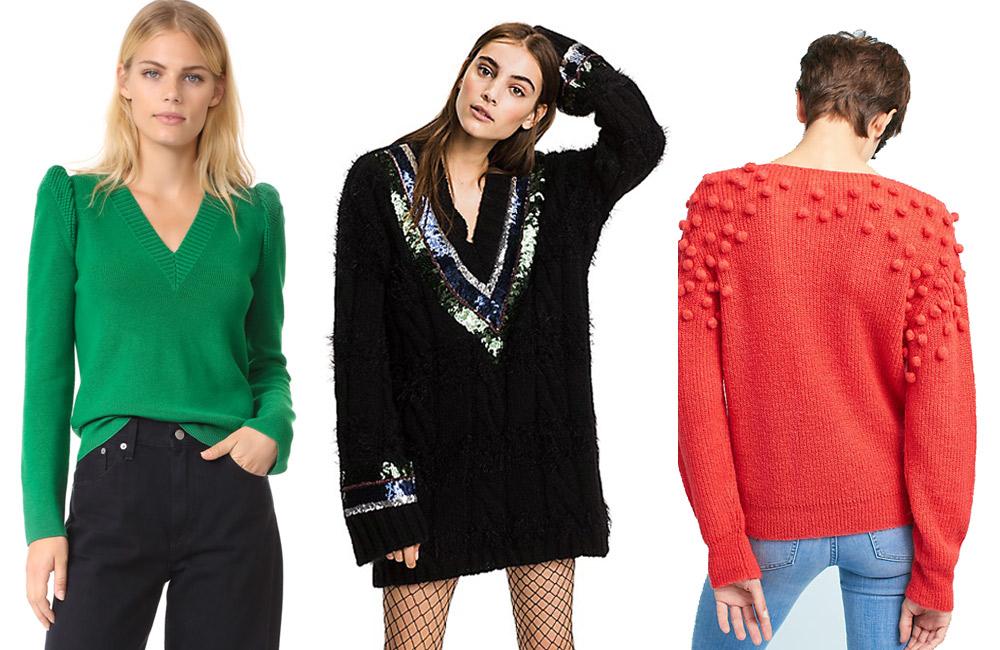 Designer Holiday Sweaters