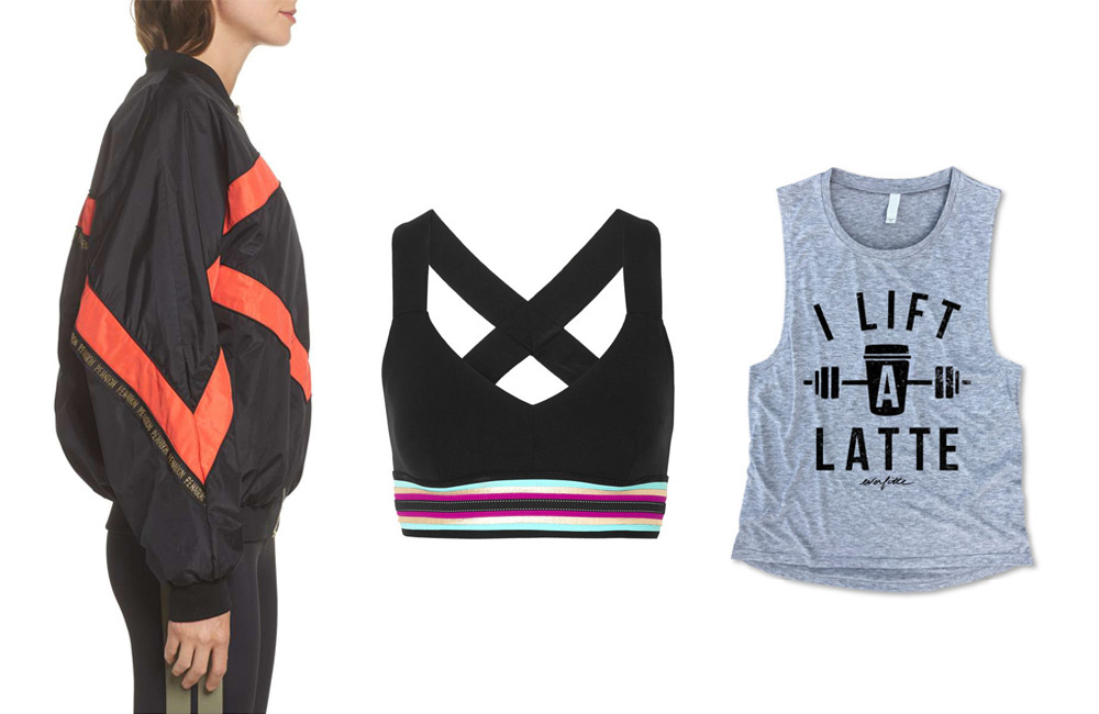 Your 2018 Workout Wardrobe from http://the-e-tailer.com/