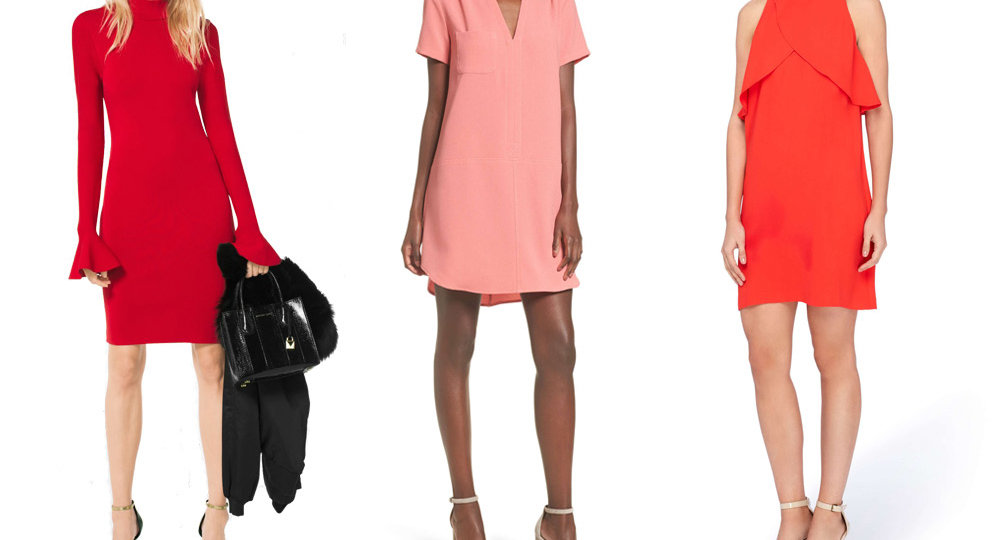 8 Dresses for Valentine's Day | http://the-e-tailer.com/blog/