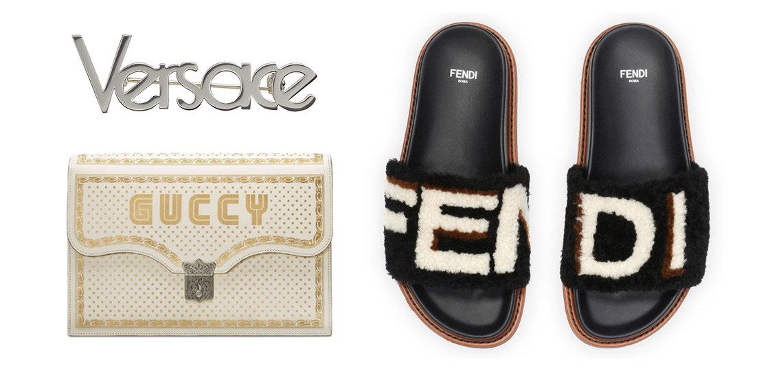 Street Style Trend - Logos | The-E-Tailer.com/Blog