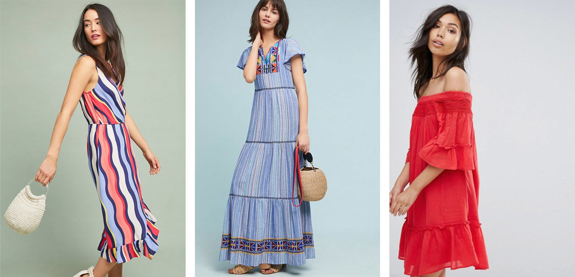 Spring Dresses for Every Budget | The-E-Tailer.com/Blog