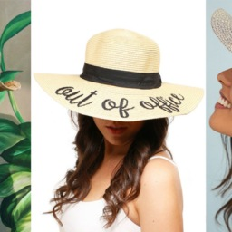 8 Beach Hats for Spring & Summer | The-E-Tailer.com/Blog