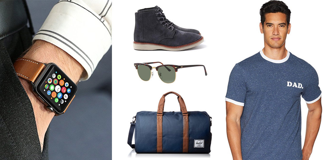 8 Fashionable Gift Ideas for Father's Day | The-E-Tailer.com/Blog