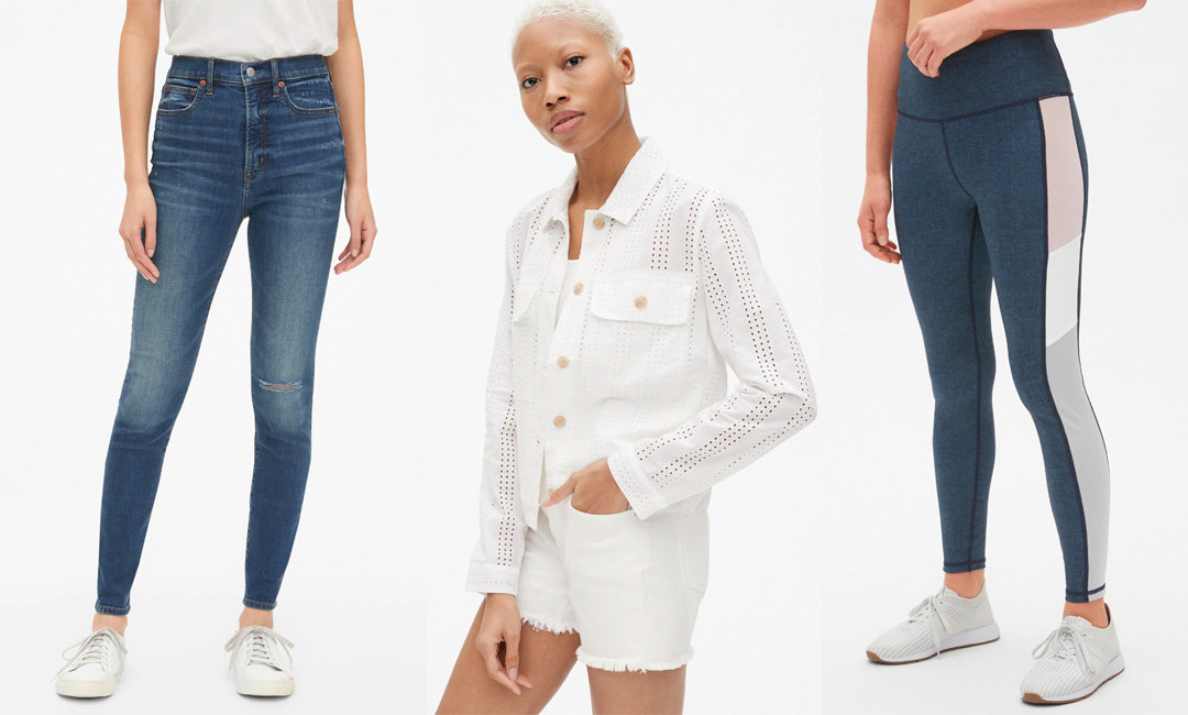 Sale Alert: Up to 50% Off New Arrivals at Gap | The-E-Tailer.com/Blog