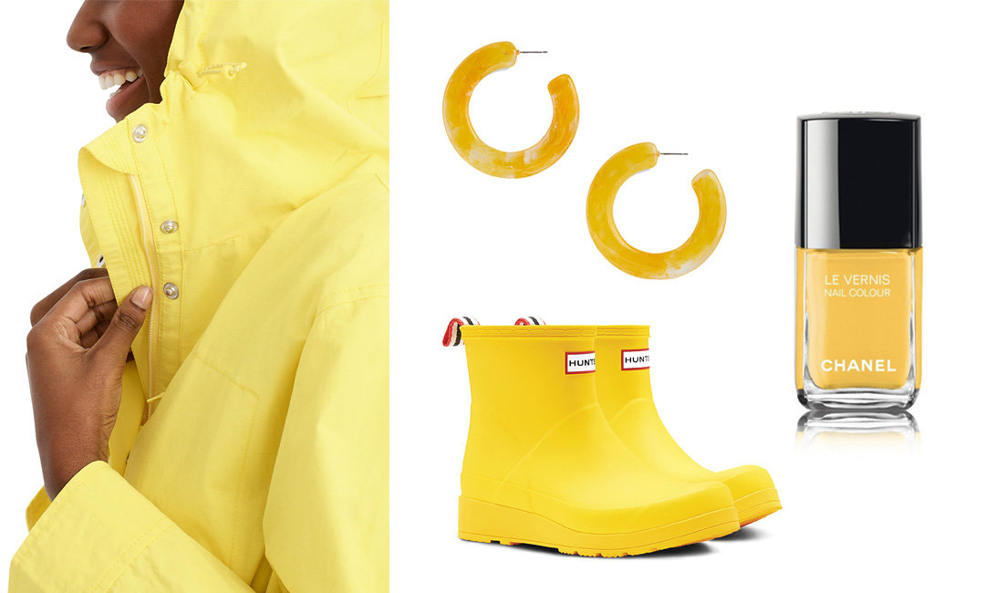 15 Ways You Can Rock the Color Yellow | The-E-Tailer.com/Blog