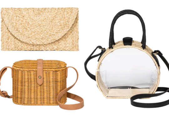 Tote these 9 Cute Straw Totes from Target Around All Summer | The-E-Tailer.com/Blog