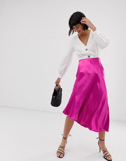 10 Midi Skirts You'll Wanna Wear All Fall | The-E-Tailer.com/Blog