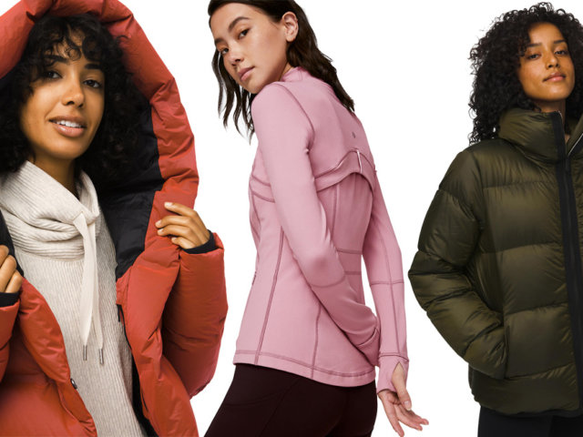 10 lululemon Jackets We Want Right Now | The-E-Tailer.com/Blog