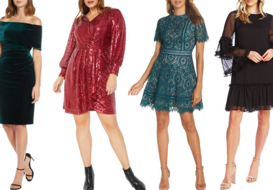 15 Holiday Dresses from Nordstrom | The-E-Tailer.com/Blog