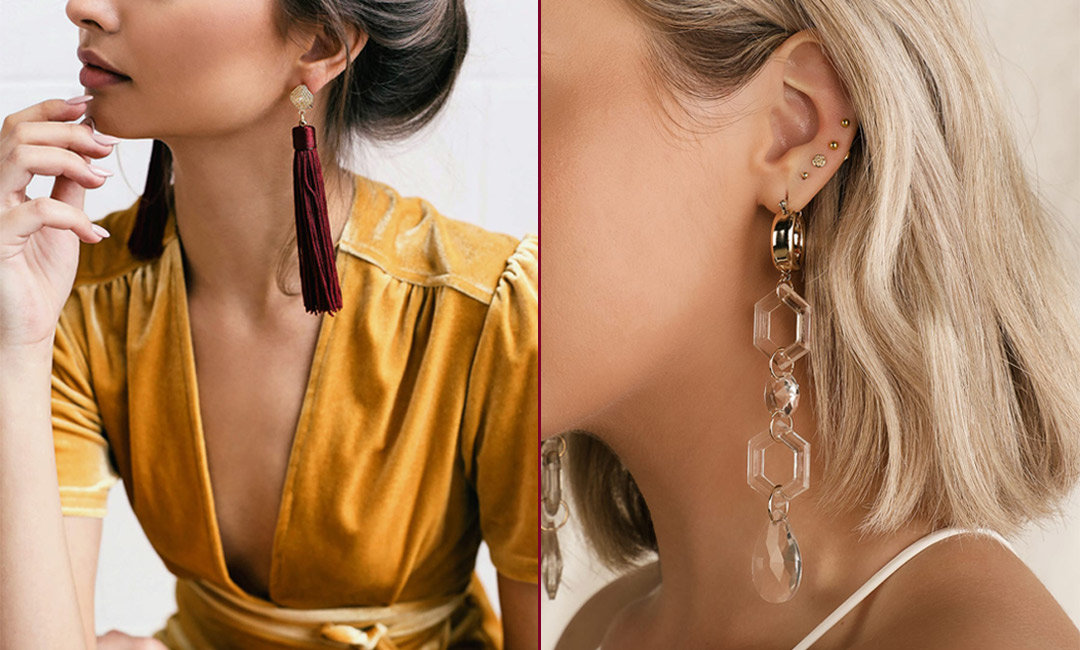 These Statement Earrings from Lulu's are Having an Ear Party and You're Invited | The-E-Tailer.com/Blog
