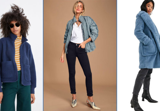 15 Ways to Wear Pantone's Color of The Year, Classic Blue | The-Etailer.com/Blog