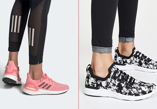 15 Cute Running Shoes to Help You Get Up and Running | The-E-Tailer.com/Blog
