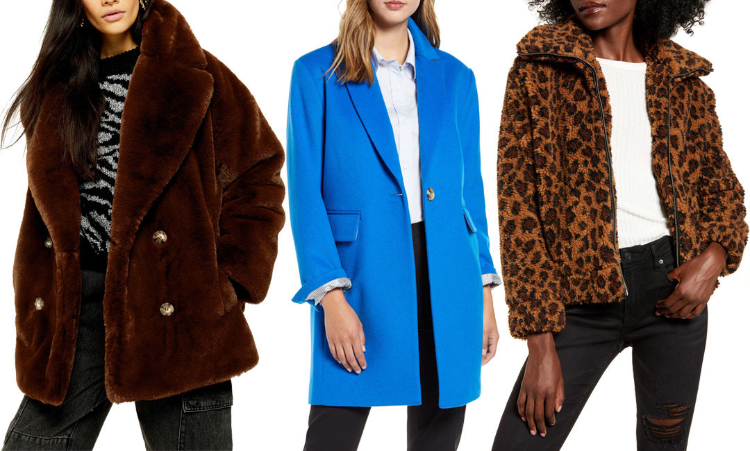 15 Statement Coats For Every Budget | The-E-Tailer.com/Blog