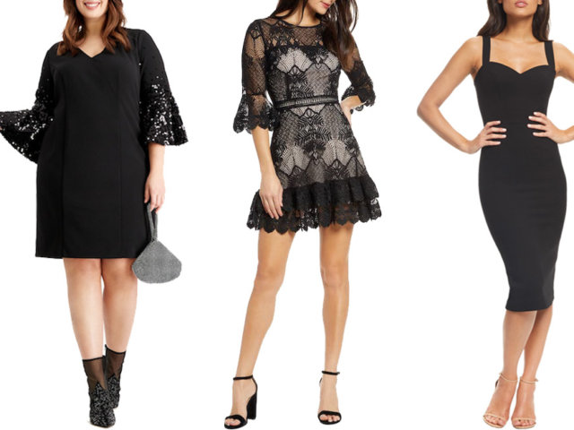 13 Dresses That Match Your Cold, Black Heart | The-E-Tailer.com/Blog