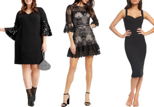 13 Dresses That Match Your Cold, Black Heart   The-E-Tailer.com/Blog