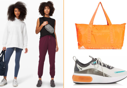 Travel in Style with These Chic Athleisure Picks | The-E-Tailer.com/Blog