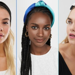Chic Headbands To Hide That Second (and Third) Day Hair | The-E-Tailer.com/Blog