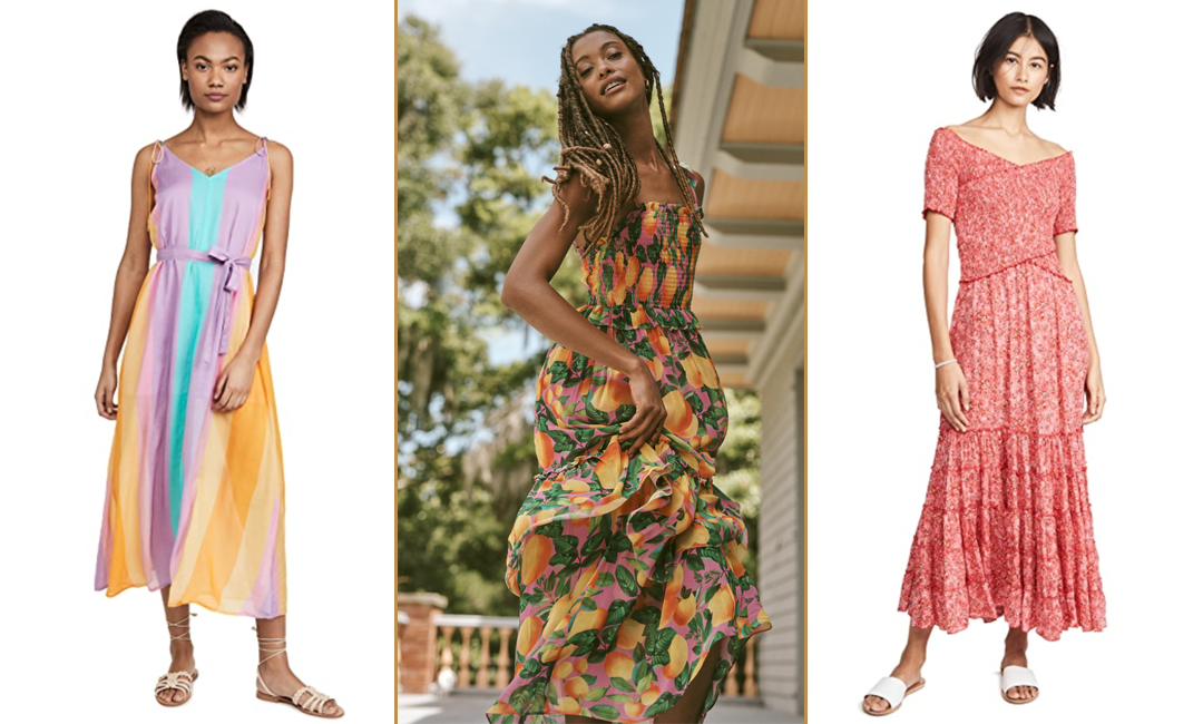 7 Cute and Comfortable Dresses from Shopbop | The-E-Tailer.com/Blog