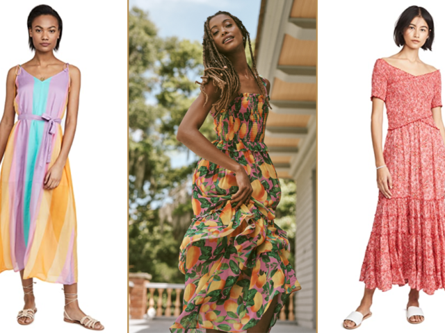 7 Cute and Comfortable Dresses from Shopbop | The-E-Tailer.com/Blog
