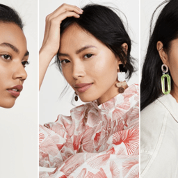 Statement Earrings That Will Surely Turn Heads on Your Next Zoom Call | The-E-Tailer.com/Blog