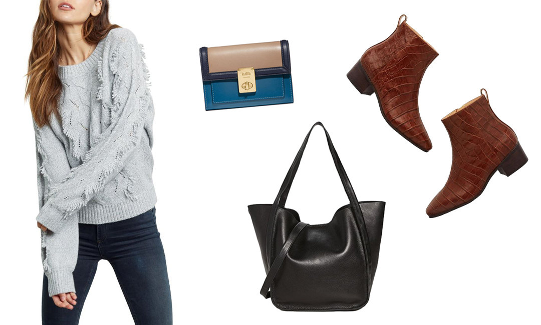 Everything You Need On Your Fall Fashion Checklist | The-E-Tailer.com/Blog