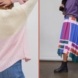 10 Colorblocked Pieces We're Loving For Fall | The-E-Tailer.com/Blog