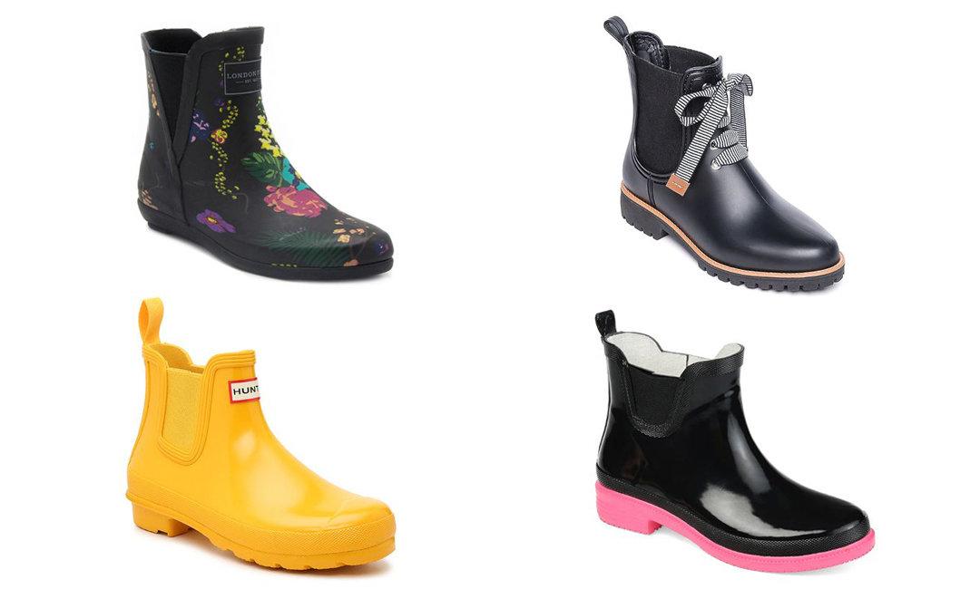 Cute Rain Boots To Make A Splash This Season | The-E-Tailer.com/Blog