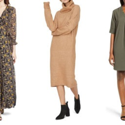 Fun Fall Dresses We're Loving Right Now | The-E-Tailer.com/Blog