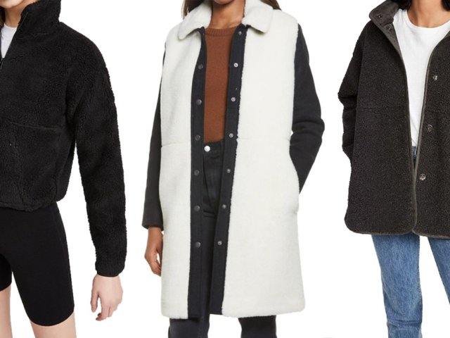 Our Favorite Sherpa Jackets | The-E-Tailer.com/Blog