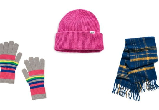 Colorful Winter Accessories To Keep You Warm This Season | The-E-Tailer.com/Blog