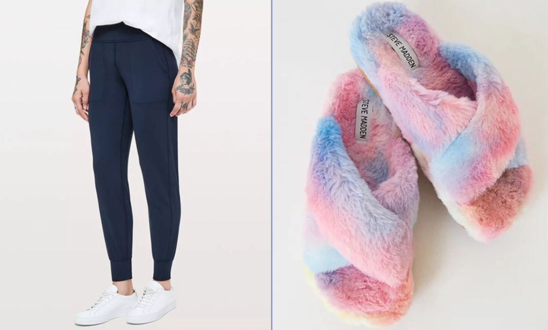 Alllll the Cute Loungewear We're Wishlisting For 2021 | The-E-Tailer.com/Blog