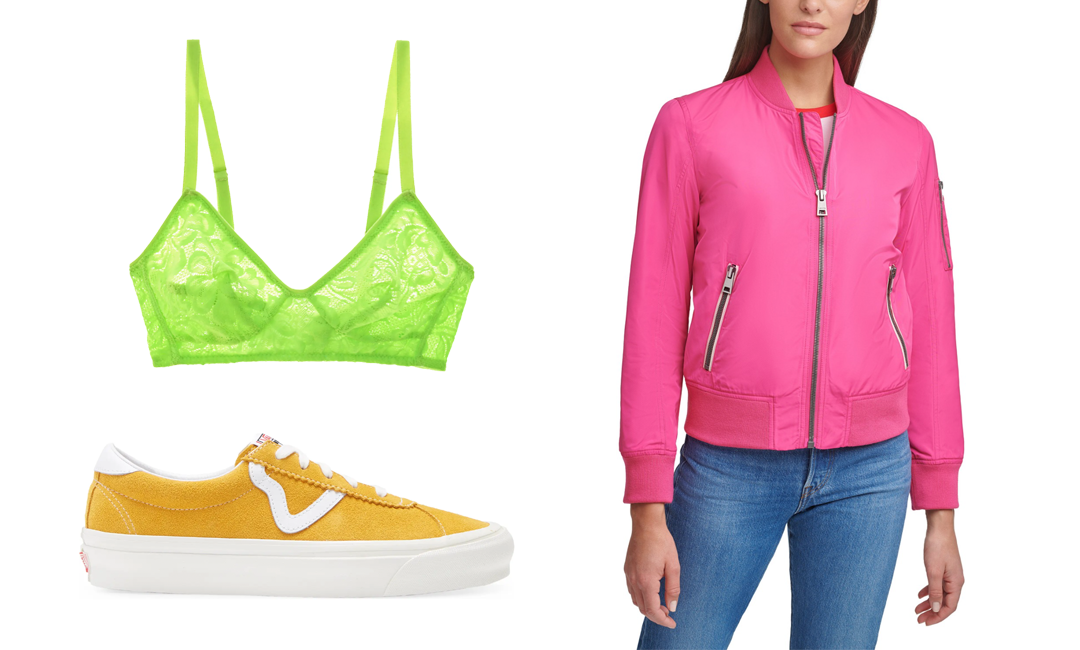 9 Hues to Add to Your Spring Wardrobe | The-E-Tailer.com/Blog