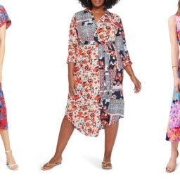 Spring Midi Dresses We Can't Wait to Wear This Season | The-E-Tailer.com/Blog