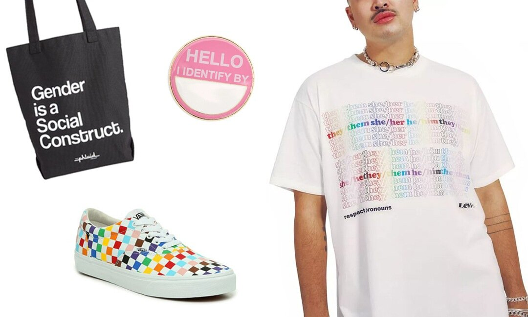 Pride Fashion to Wear All Month — And Beyond! | The-E-Tailer.com/Blog