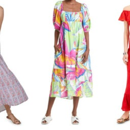 Chic Vacation Dresses That Will Inspire You to Book a Trip | The-E-Tailer.com/Blog