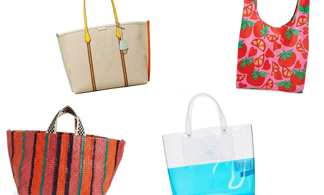 Summer Totes For All Your Sunny Essentials (And Then Some) | The-E-Tailer.com/Blog