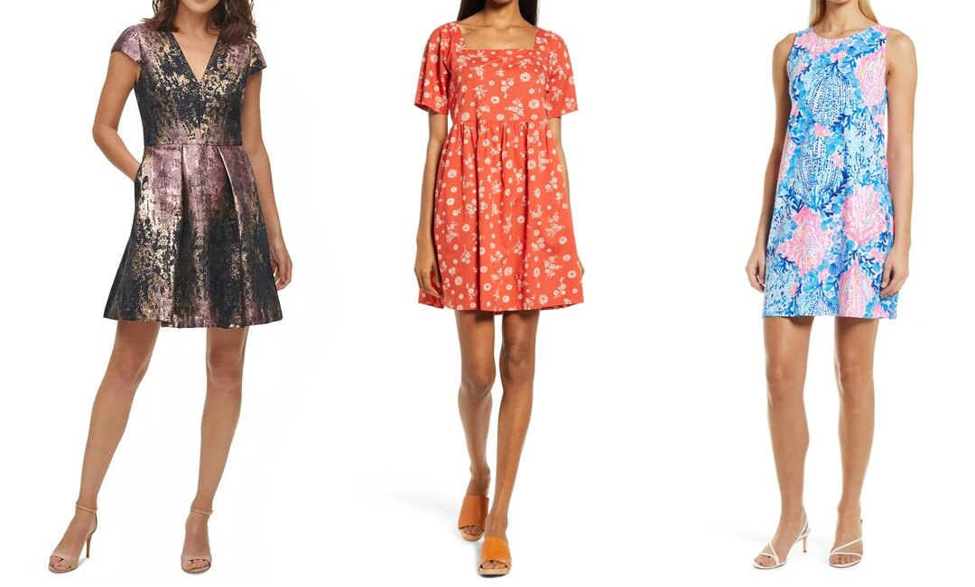 Chic Mini Dresses to Help You Cool Off This Season | The-E-Tailer.com/Blog