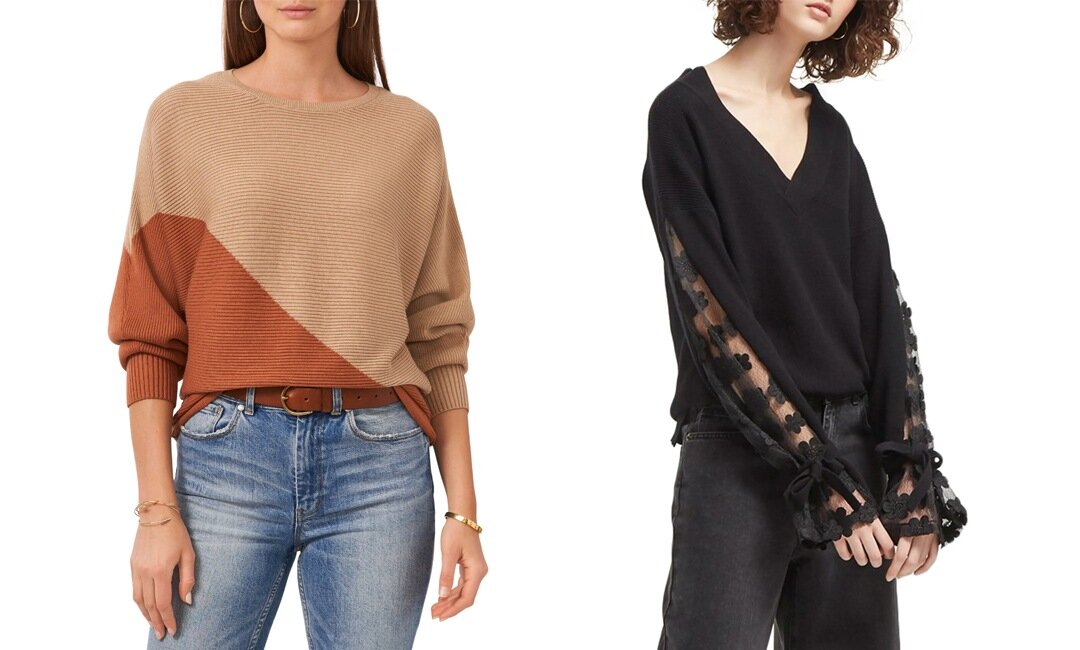 Cozy and Stylish Sweaters for Fall and Beyond | The-E-Tailer.com/Blog