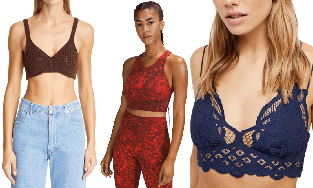 Gorgeous Fall Bras to Wear Under Your Sweaters   The-E-Tailer.com/Blog