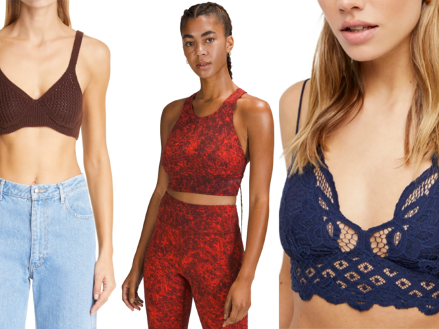 Gorgeous Fall Bras to Wear Under Your Sweaters | The-E-Tailer.com/Blog