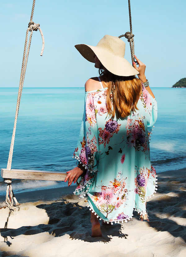 The-E-Tailer Swimsuit Cover up