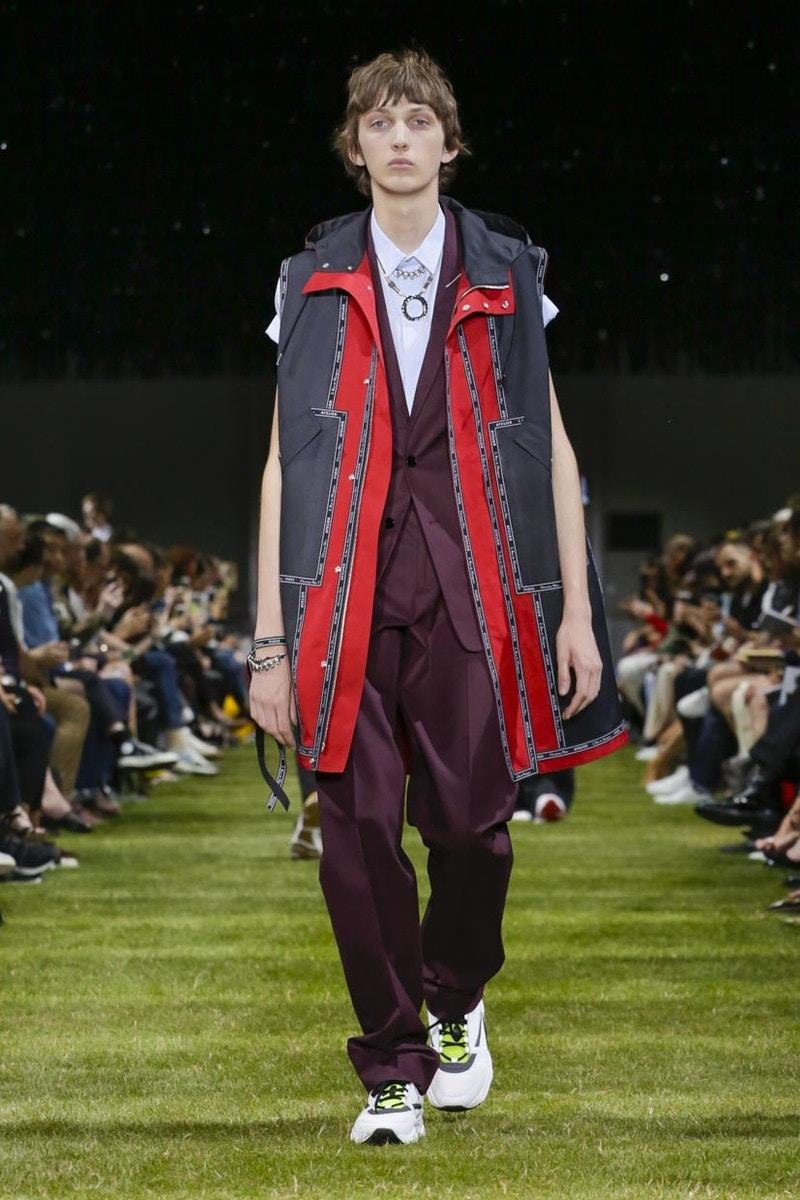 Dior Homme Fashion Runway Jacket
