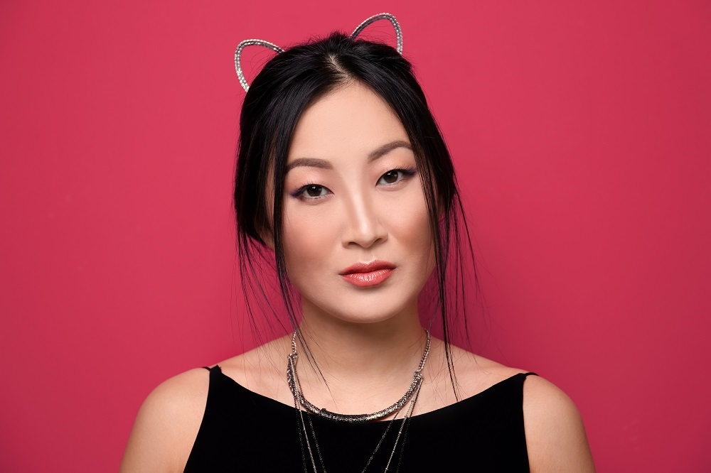 stylish-woman-in-cat-ears