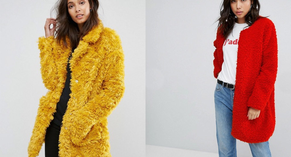 Snuggle Up in These 7 Teddy Coats from http://the-e-tailer.com/blog/