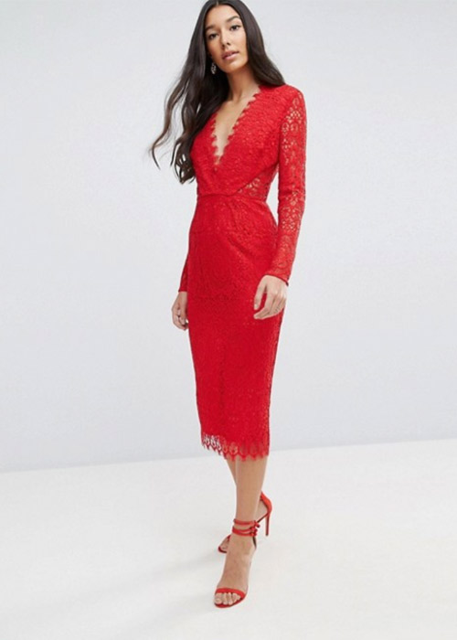 8 Dresses Perfect for Valentine's Day | http://the-e-tailer.com/blog/