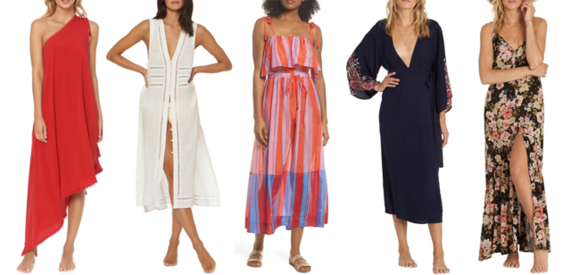 10 Cute Cover-Ups for Your Next Pool Party   The-E-Tailer.com/Blog