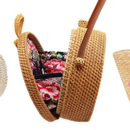 6 Straw Totes for Summer | The-E-Tailer.com/Blog