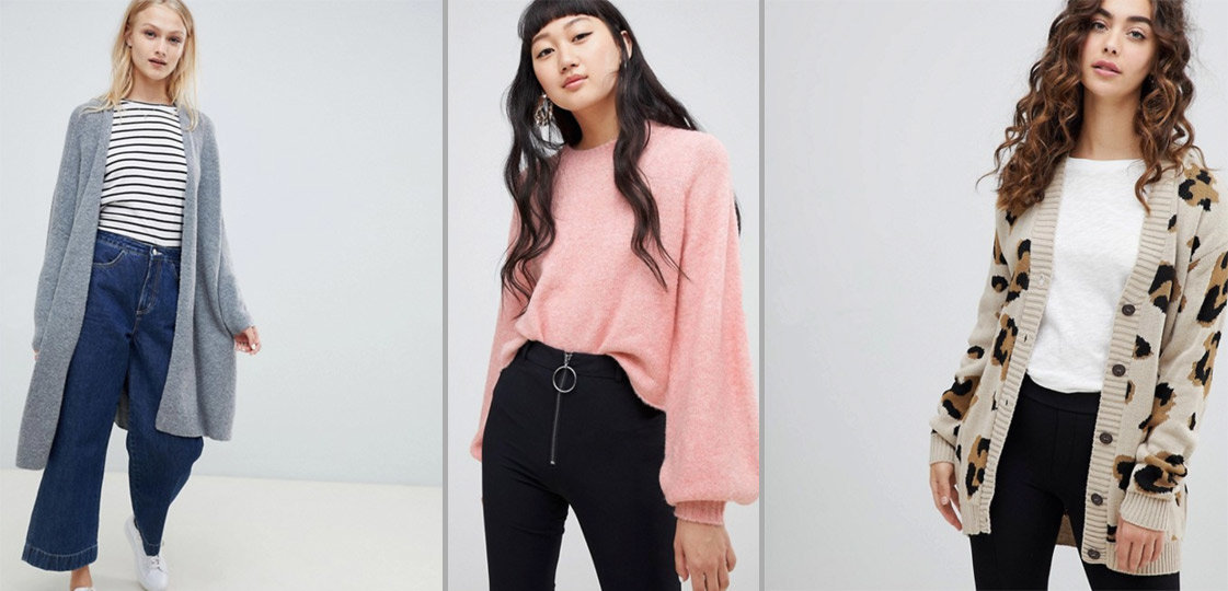 7 Sweaters from Asos You Need to Add to your Fall Wardrobe | The-E-Tailer.com/Blog