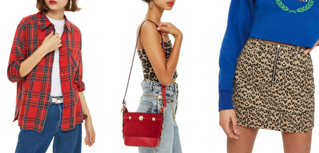 6 Fall Trends from Topshop | The-E-Tailer.com/Blog