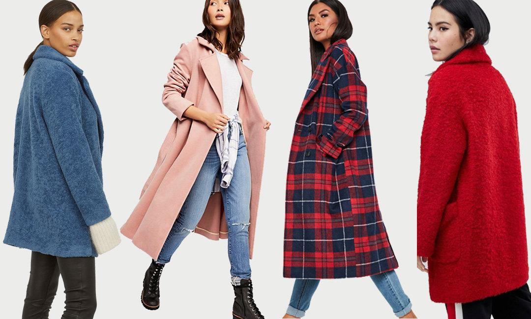 9 Cute Winter Coats Under $100 | The-E-Tailer.com/Blog
